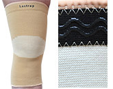 Comfort Knee Support with Anti-Slip / Anti Roll Bands